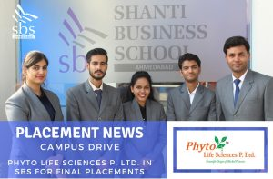 Phyto Life Sciences P. Ltd. Placement News