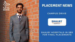 PLACEMENT NEWS - Shalby Hospitals in SBS
